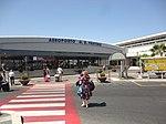 Ciampino–G. B. Pastine International Airport in 2018.08.jpg