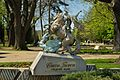 "City park ""St. George"", Dobrich (17297871872).jpg"