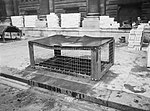 Civil Defence in Britain- Morrison Shelter Test, 1941 D2058.jpg