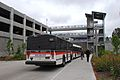 Clackamas Town Ctr TC - bus arrival stop and MAX stn.jpg