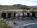 Clapper bridge over the Allt a' Pholl-choire - geograph.org.uk - 249334.jpg