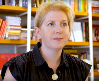 Clare Mackintosh British author and former police officer