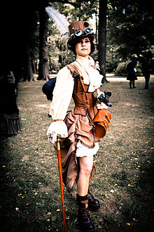 Steampunk Fashion Wikipedia