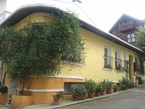 Burgazada - A classic house in Burgazada