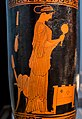 Classical lekythos ARV extra - woman at home (04).jpg