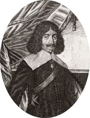 Claude de Mesmes, comte d'Avaux - Claude de Mesme, comte d'Avaux.