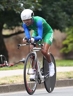 Clemilda Fernandes Brazilian racing cyclist