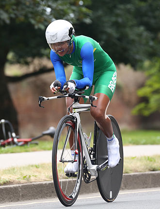 Brazil at the 2012 Summer Olympics - Clemilda Fernandes in women's road time trial