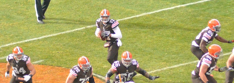 Cleveland Browns vs. Pittsburgh Steelers (11056464713)