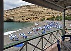 Cliff of the Matala Bay, Crete, Greece 004.jpg