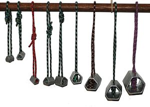 Black Diamond Equipment - Image: Climbing gear Black Diamond Hexes 08