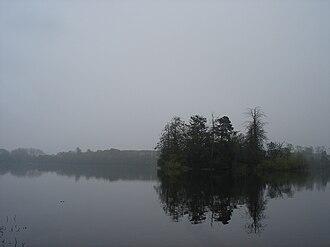 Clunie - Image: Clunie Loch ACP DSC02143