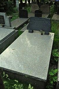 Cmentarz Karaimski w Warszawie 5.JPG