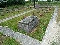 Cmentarz parafialny-kwatera wojenna żołnierzy I Wojny Światowej 3.jpg