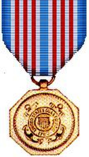 Awards and decorations of the United States Coast Guard - Image: Coast Guard Medal
