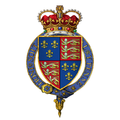 Coat of Arms of Edward IV, King of England.png