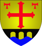 Coat of arms berdorf luxbrg