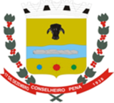 Coat of arms of Conselheiro Pena MG.png