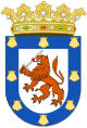 Coat of arms of Santiago, Chile.