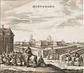 Coevorden taken by Maurice of Nassau in 1592 - Coevorden ingenomen door Maurits in 1592 (Johannes Janssonius).jpg