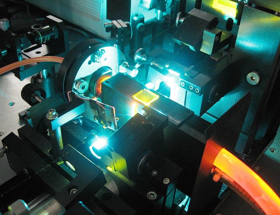 Coherent 899 dye laser