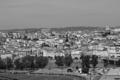 Coimbra, vista da cidade a preto e branco.png