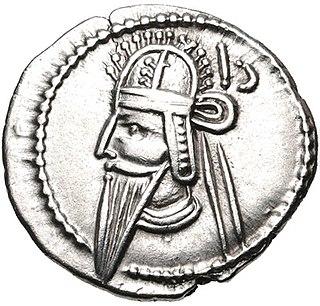 King of Parthia