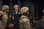 Col. Patty Wilbanks retires after 27 years of service (29907426941).jpg