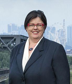 Colleen Hartland Australian politician