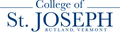 College of St. Joseph of Rutland, Vermont logo.png