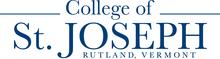 College of St. Joseph of Rutland, Vermont logo.png