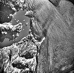 Columbia Glacier, Boreas Lake, Calving Edge of Valley Glacier, September 3, 1974 (GLACIERS 1229).jpg