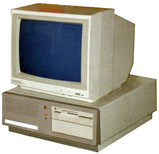 Commodore PC compatible systems personal computer