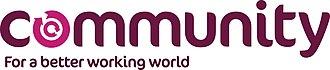 Community (trade union) - Image: Community rebrand logo