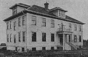 Concordia University (Oregon) - Concordia University, circa 1907