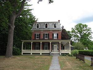 Conkey-Stevens House - Conkey-Stevens House