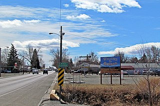 Conrad, Montana City in Montana, United States