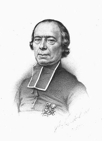 Josephites of Belgium - Constant Van Crombrugghe, Founder of the Josephites