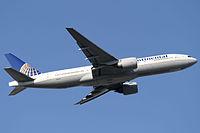 N78013 - B772 - United Airlines