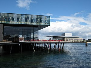 Copenhagen Theatre and Opera