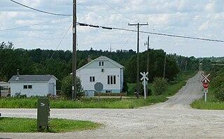Coppell, Ontario dispersed rural communityUnincorporated area in Ontario, Canada