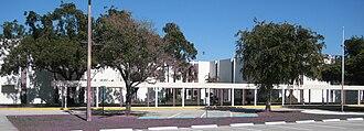 Coral Springs High School - Image: Coral Spring High School