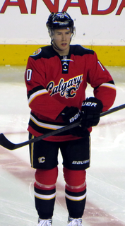 Corban Knight Canadian ice hockey player