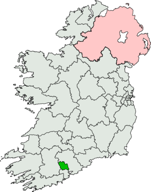 Cork North-Central (Dáil Éireann constituency) - Image: Cork North Central (Dáil Éireann constituency)