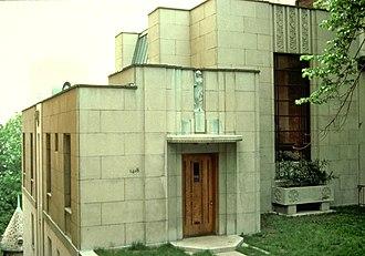 Ernest Cormier - Maison Cormier