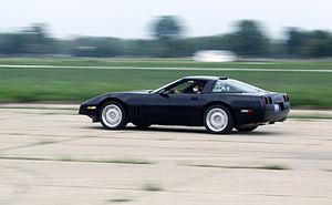 Chevrolet Corvette (C4) - 1990 Corvette ZR-1