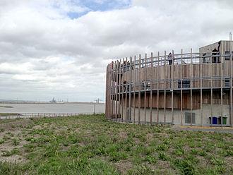 Van Heyningen and Haward Architects - Cory Environmental Centre, Essex