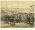 Cotes de la Mer Noire. Debarquement d'un chef a Redout-Kale. (1847).jpg