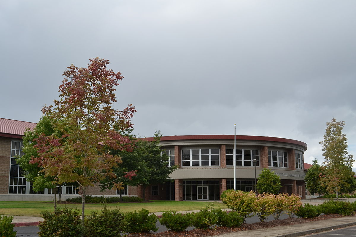 What Color Is Royal >> Cottage Grove High School - Wikipedia