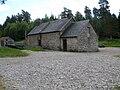 Cottage at Kinloch on Ardverikie Estate - geograph.org.uk - 1346734.jpg